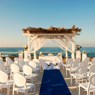 Have you ever tried to get married before organizing your wedding?