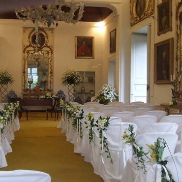 Location for wedding in Sorrento: the Correale Museum