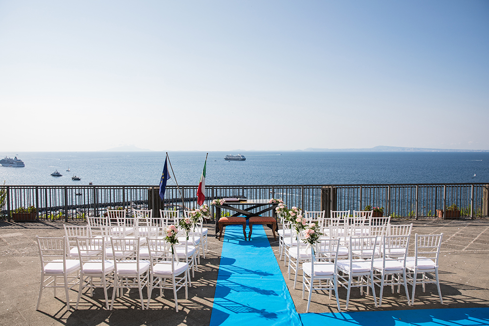 Where To Get Married In Sorrento Sorrento Weddings